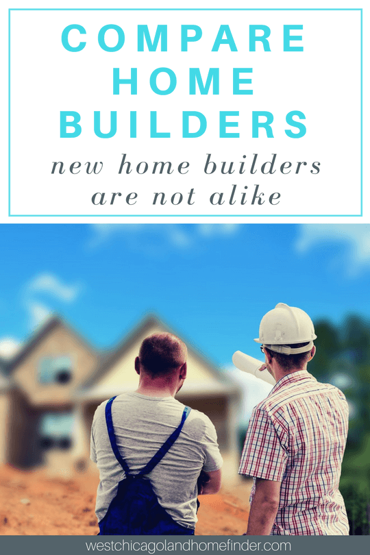 Compare Home Builders